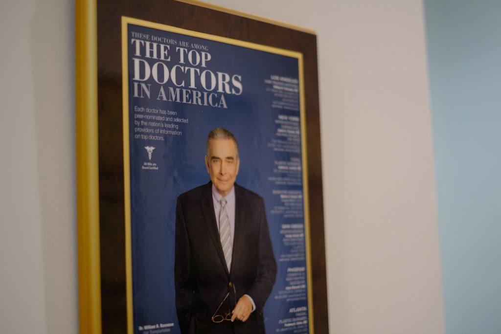 Dr William Rassman Top Doctor Feature